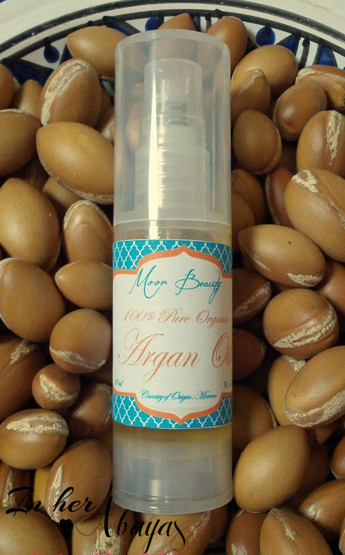 organic argan oil uae