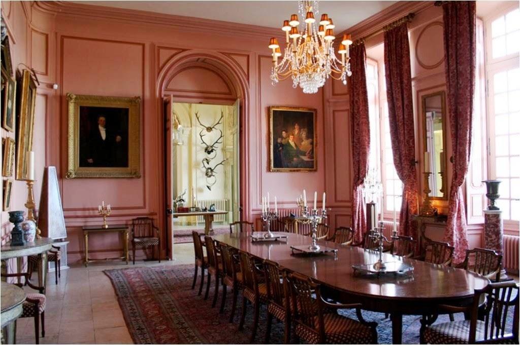 Press Interior Design News Habitually Chic Chateau