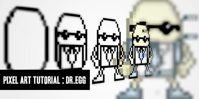 pixel art tutorial dr egg dworksdeveloper