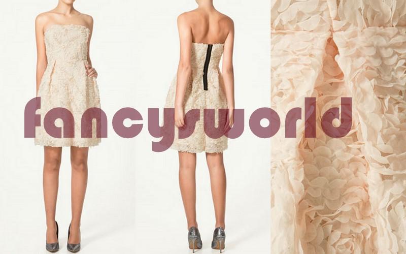 Cansu Karakterinin 24.bolumde giydiği bu elbisenin markası ZARA