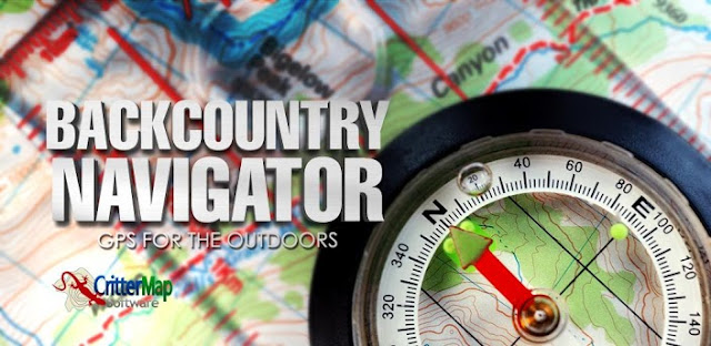 BackCountry Navigator PRO GPS v4.8.8 APK