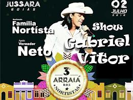 SENSACIONAL - 3º ARRAIÁ DOS NORTISTAS!