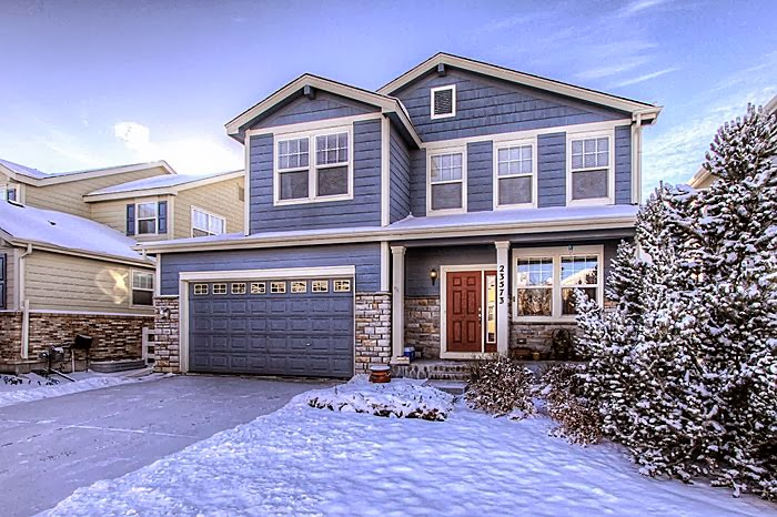 Sold! Aurora Colorado Home for Sale listed by The Barrington Group