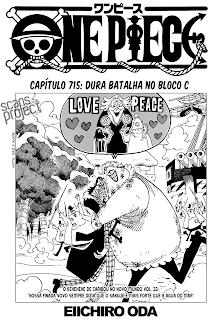 One Piece 715 Português Mangá leitura Online Agaleradosanimes.net