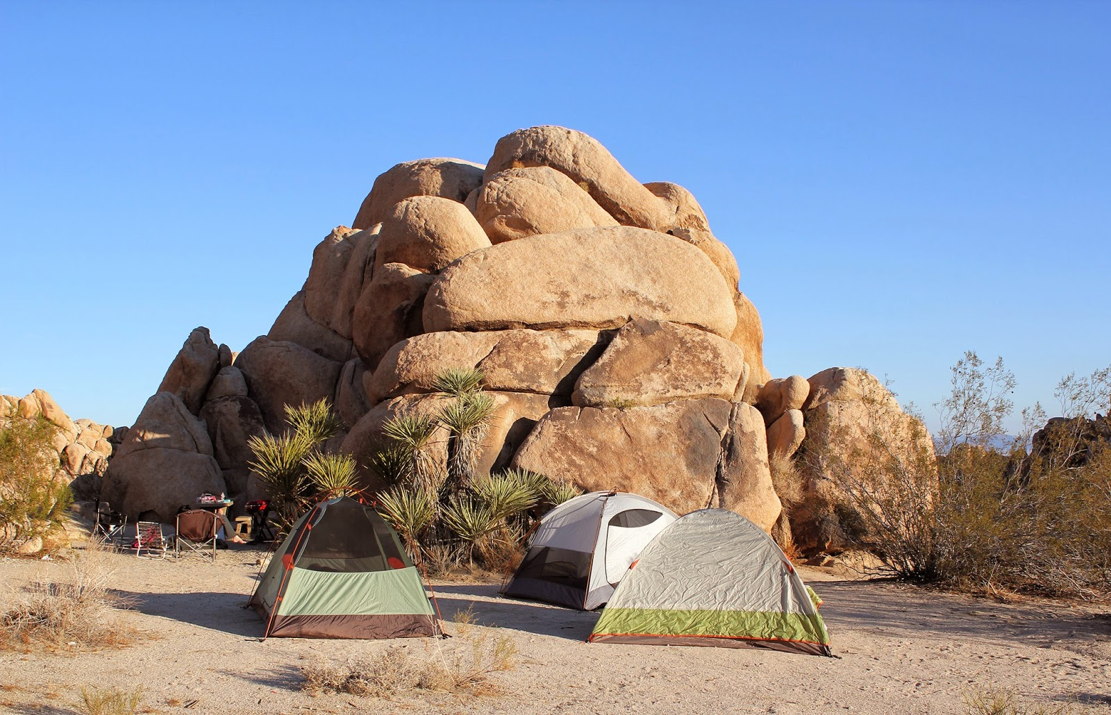 indian cove campground. joshua tree national park ~ adventures in