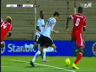 اهداف مباراة وفاق سطيف ومازمبى 2-1 - دورى ابطال افريقيا2014 es-setif vs mazembe-goals
