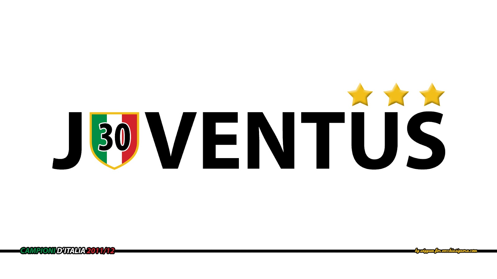 Top Wallpaper Logo Juventus - Wallpaper_Juventus_30_scudetti_2011_12_2  Pic_15814.jpg