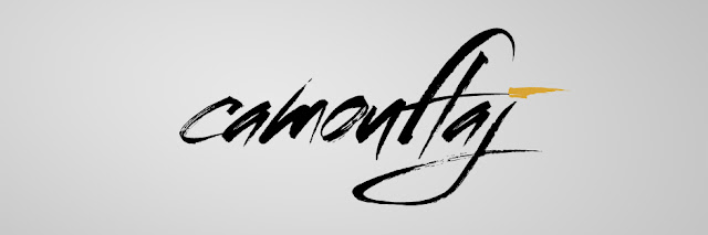 Camouflaj logo design