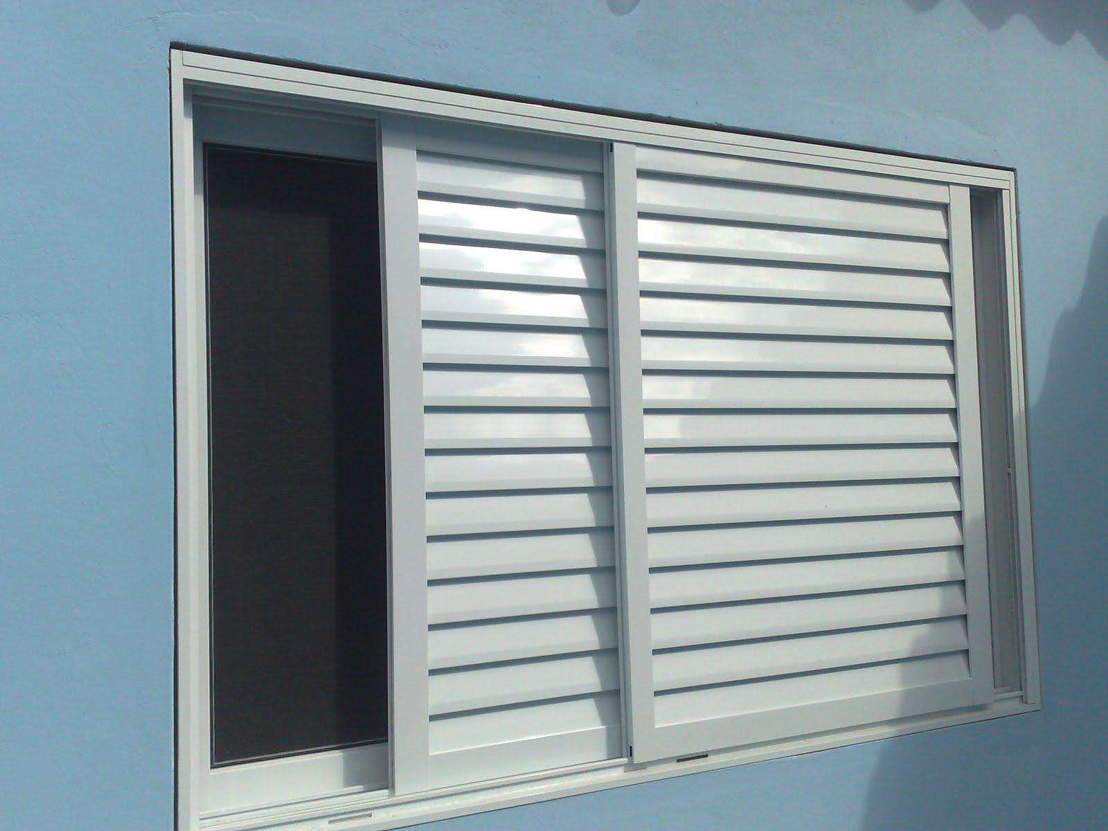 #4B6F80 RS Renato Serralheria: janelas e basculantes de aluminio 998 Porta Janela De Aluminio Sasazaki