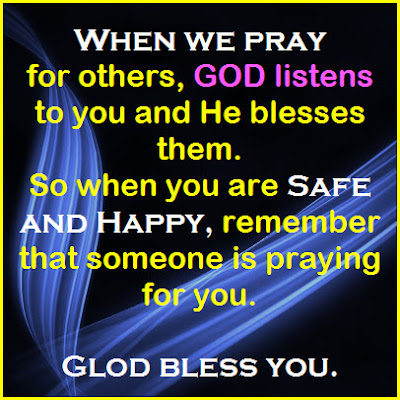 God is listening to your prayers