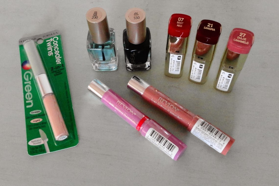 Savvy Beauty: CVS Clearance Goodies!