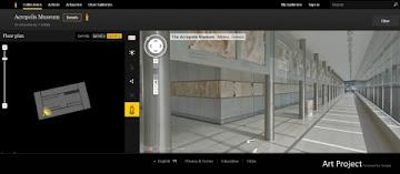 Εξερευνήστε ψηφιακά το Μουσείο Ακρόπολης στο Google Art Project.