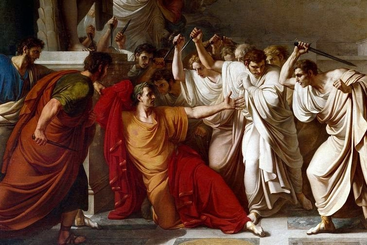 calphurnia and decius trying to persuade caesar to adhere to their sides in the play julius caesar b He leaves calpurnia and accompanies decius to the capitol how do the wives of brutus and caesar try to influence their husbands in his play julius caesar.
