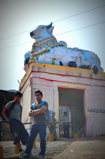 Nandhi Statue