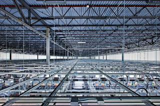foto google data center