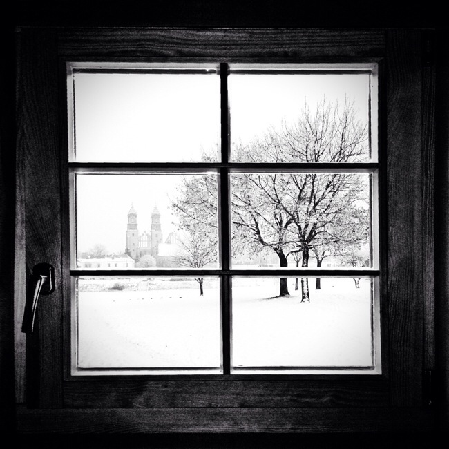 Through the Window © Michal Koralewski