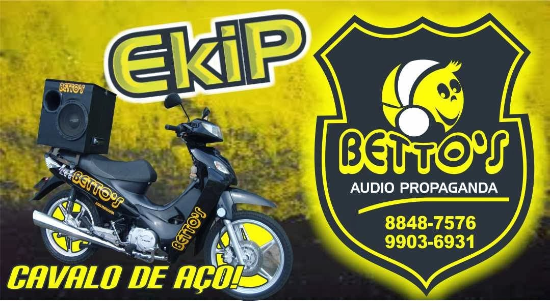 Ekip  Betto`s Audio, Propaganda