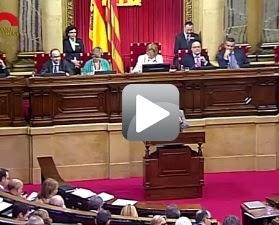 Intervenció Enric Millo - Debat Política General