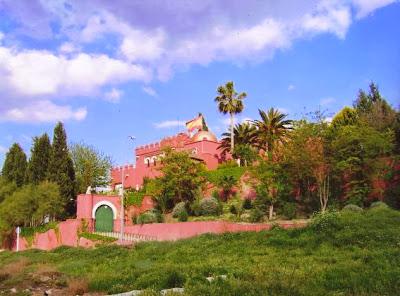 La leyenda del castillo de Láchar