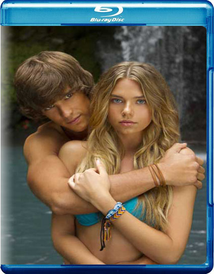 Blue Lagoon: The Awakening (2012) BluRay 720p BRRip 600MB