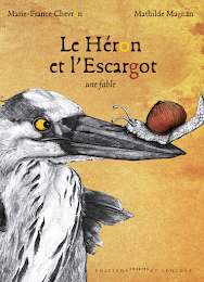 Le Héron et l'escargot