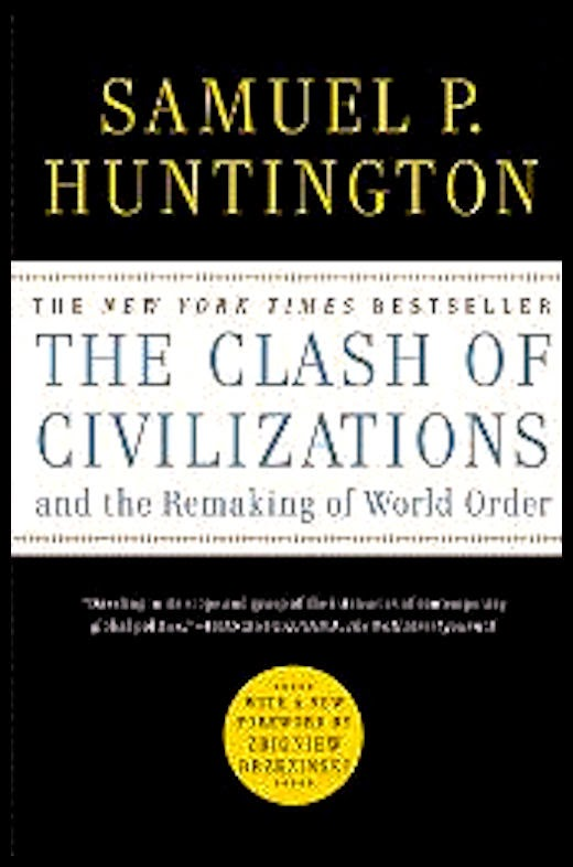 2 Alessandro-Bacci-Middle-East-Blog-Books-Worth-Reading-Huntington-The-Clash-of-Civilizations