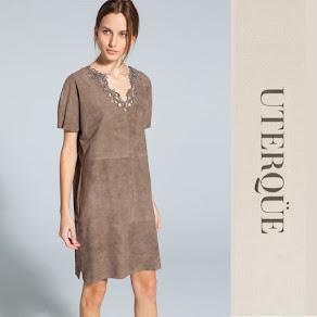 UTERQUE Dress and ADOLFO DOMİNGUEZ Sandals Queen Letizia Style