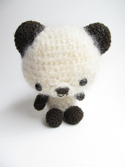 Amigurumi Rabbit Face : {Amigurumi Bunny and Teddy Bear} - Little Things Blogged