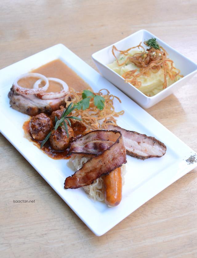 Farmer's Plate - RM46