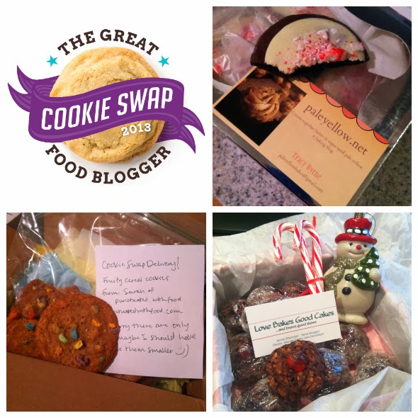 #FBCookieSwap Cookies