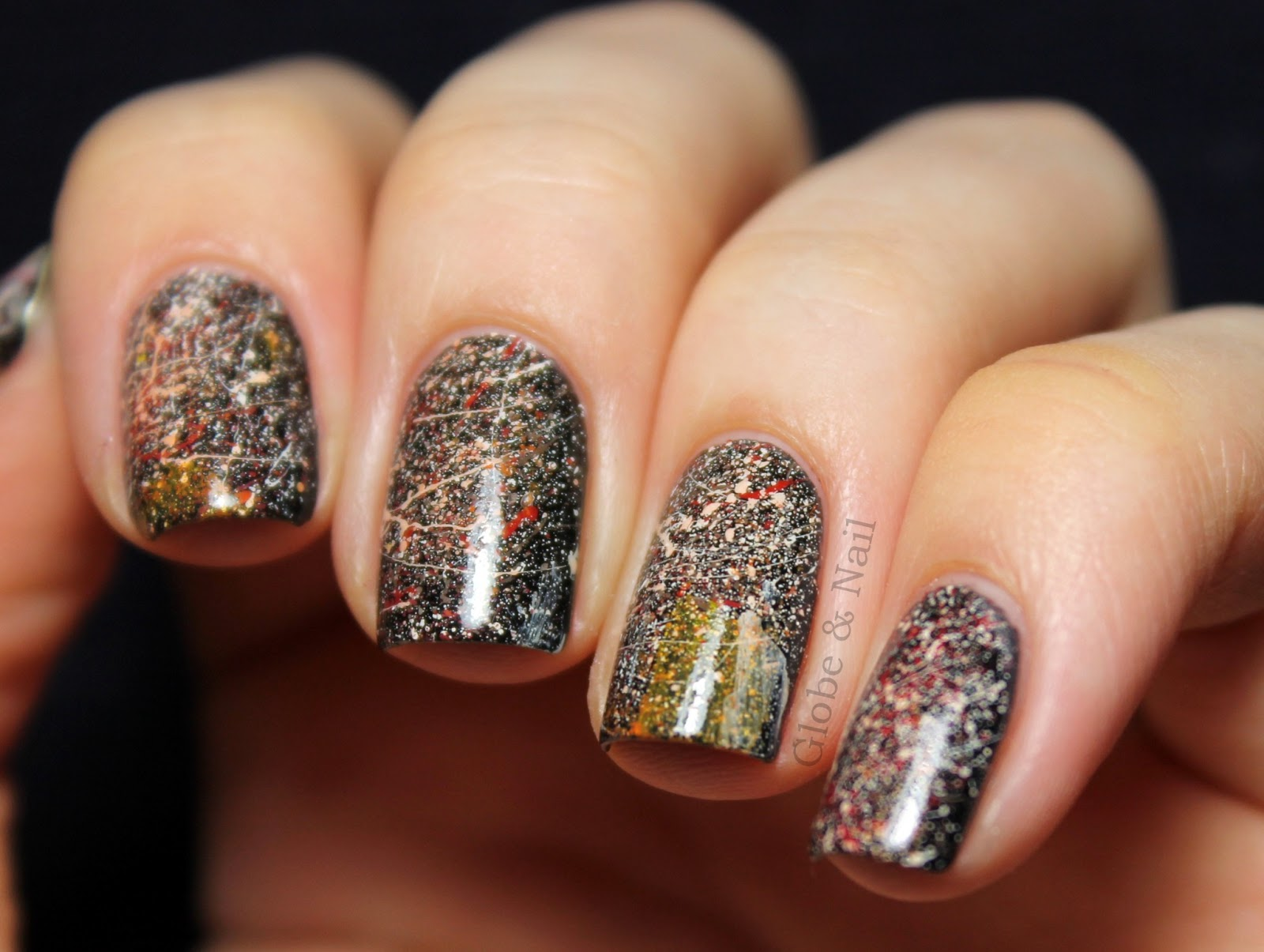 Nail art paint splatter great photo blog about manicure 2017 nail art paint splatter prinsesfo Gallery