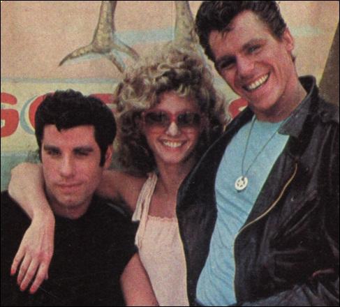 Kenickie of Grease 1978
