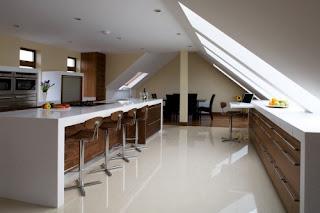 Cadeiras de cozinha altas
