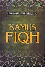 toko buku rahma: buku KAMUS FIQH, pengarang ahsin, penerbit amzah