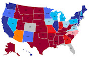 Electoral Vote Rankings: Obama Maintaining a slight lead
