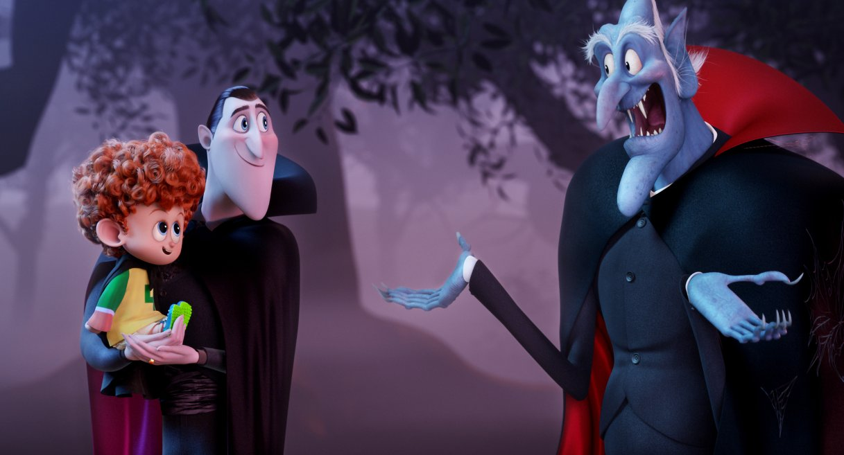 trailer hotel transylvania official music video