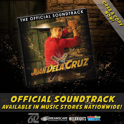 Juan Dela Cruz OST Volume 2 to be launched this July 28 at SM Skydome