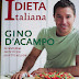 """RecenzuJemy#6 Gino D'Acampo """"Dieta Italiana"""""""
