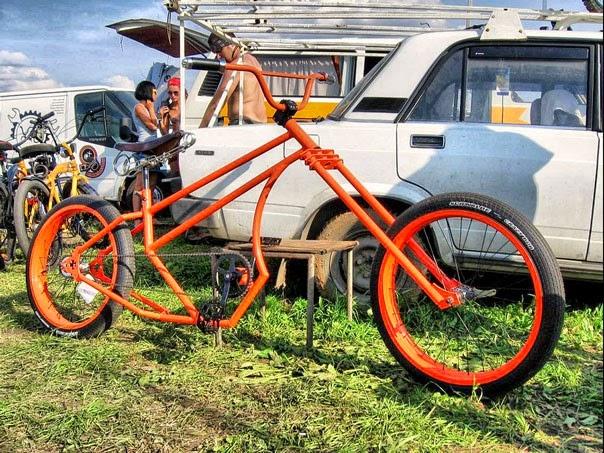 Грузовой велосипед 9