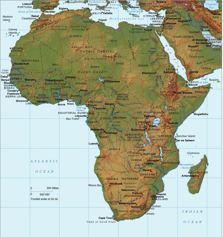 afrika karte bilder fotos europa karte region provinz. Black Bedroom Furniture Sets. Home Design Ideas