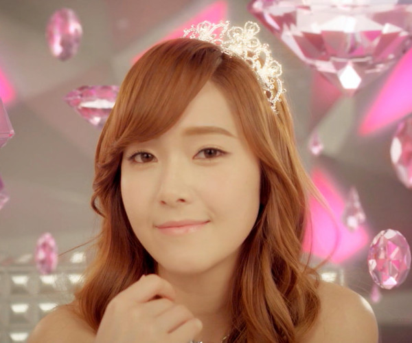 [PICTURE] Ice Princess Jessica SNSD for LG 3D TV