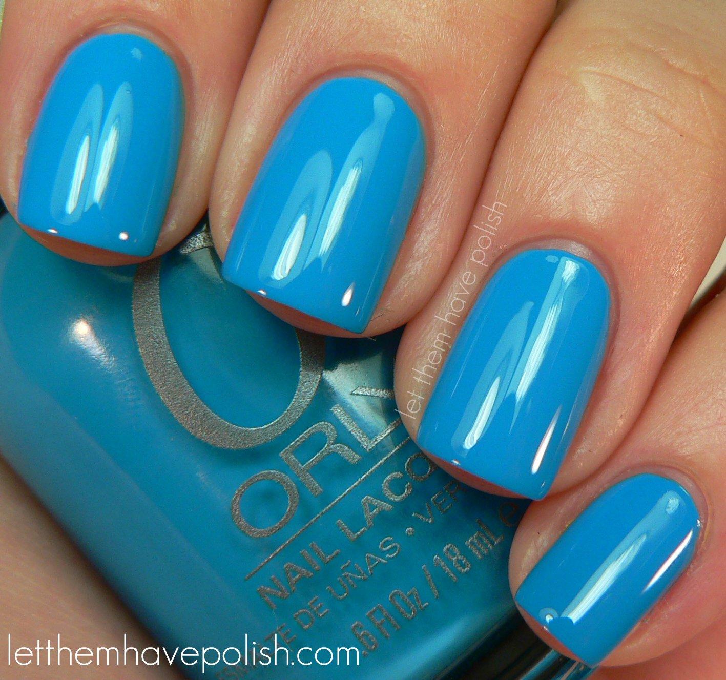 ... Have Polish!: 31 Day Challenge! Day 5 Blue Nails - 1417x1327 - jpeg