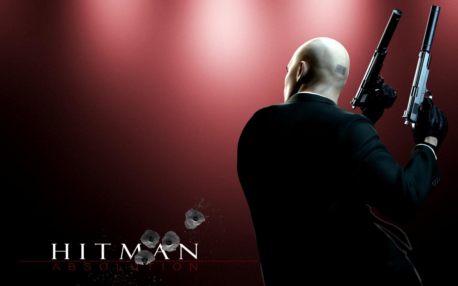 rendered bits: hitman absolution wallpaper