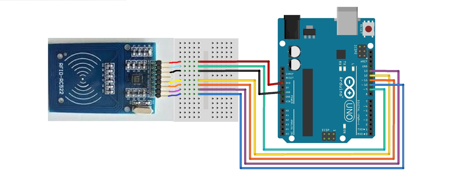 Security Access Using RFID Reader - Arduino Project Hub