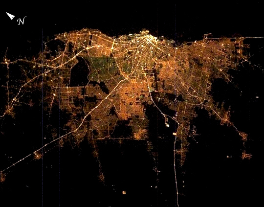 Mapa De Buenos Aires Vista Aerea