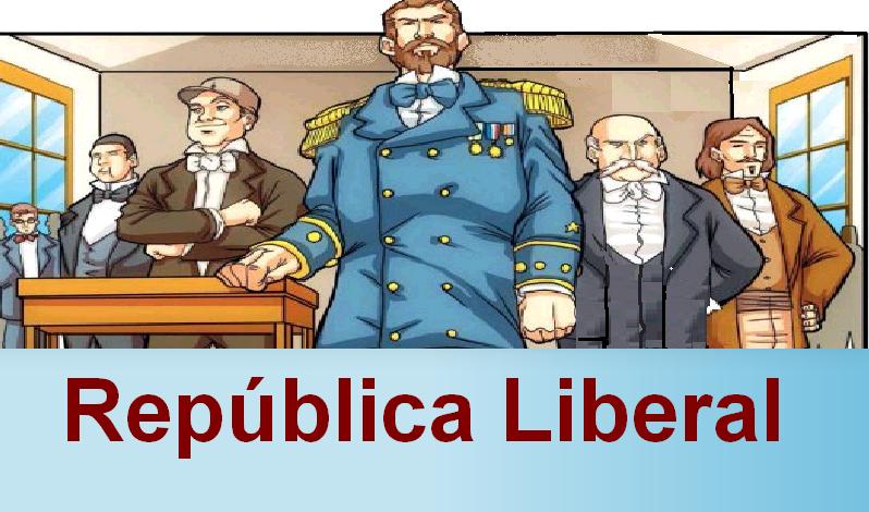 República Liberal  (1861-1891)