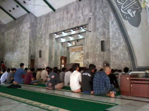 jamaah masjid