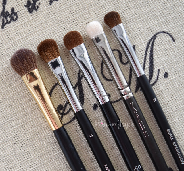 Chanel Large Eyeshadow Brush #25 Review