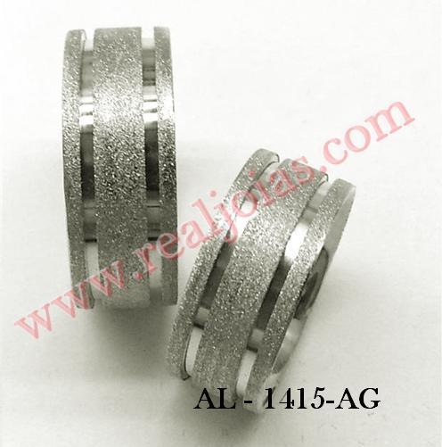 Aliança. AL -1415-AG