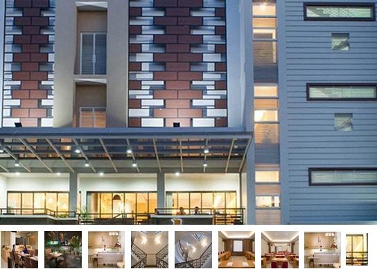 Hotel Ini Merupakan Penginapan Strategis Untuk Penikmat Belanja Karena Berdekatan Dengan Ciputra Mall Taman Anggrek Dan Central Park